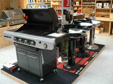 magasin barbecue plancha