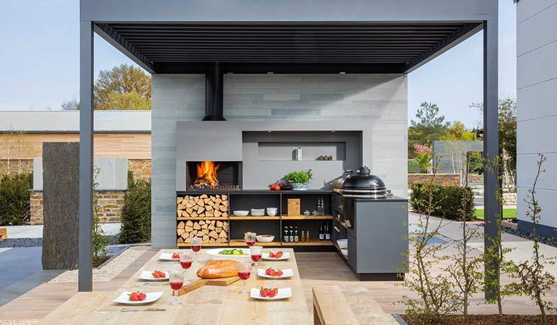 L Univers De La Cuisine Exterieure Et Ambiance Barbecue Co